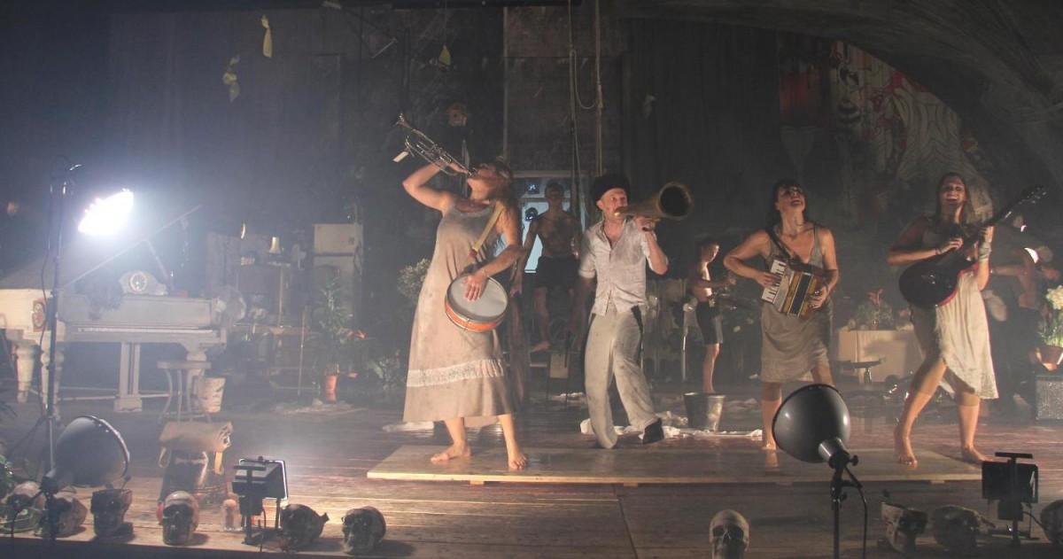 Отелло в постановке театра Сатирикон